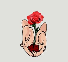 A Rose For the One I love Tee T-Shirt