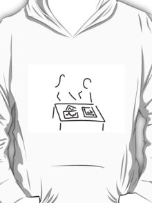 meeting analyst banker manager T-Shirt