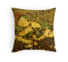 Protected Innocence Throw Pillow