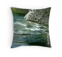 Spring Will Come... Throw Pillow
