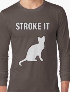 Stroke It Baby Long Sleeve T-Shirt