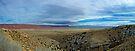 Vermilion Cliffs - Panorama by Stephen Beattie
