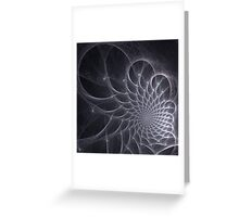 Tangled Web We Weave Greeting Card