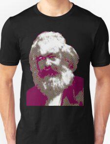 halftone marx Unisex T-Shirt