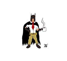 I Hate Bat-Mondays by Cray-Z
