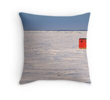 The Shanty Throw Pillow
