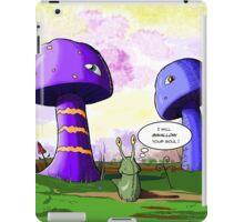 Slugbert's World iPad Case/Skin