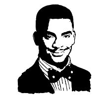 Carlton Banks Photographic Print