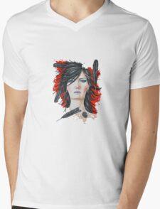 Emotion Mens V-Neck T-Shirt