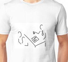 notary public lawyer Unisex T-Shirt