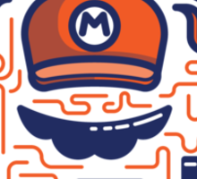 Mario Essentials Sticker