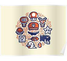 Mario Essentials Poster
