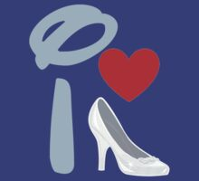 I Heart Cinderella by ShopGirl91706