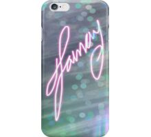Signed Bokeh Effect Series iPhone Case/Skin