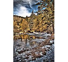 My Solitude Photographic Print