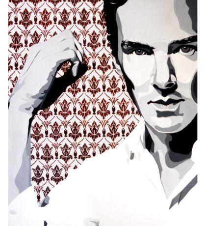 Benedict Holmes Sticker
