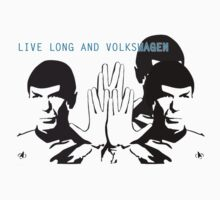 Live Long and VW - By SUMO by WanderingSumo