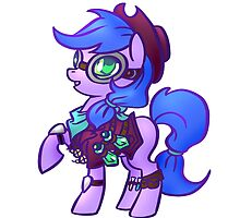 Alchemist Pony by GildedPixel