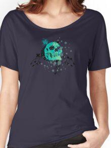 skulls : hi-fi Women's Relaxed Fit T-Shirt