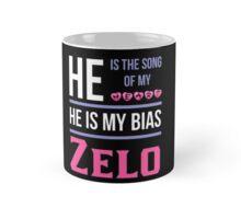 HE IS MY BIAS BLACK - ZELO Mug