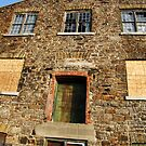Old Stone Abandoned Warehouse  by Max Buchheit