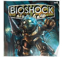 Bioshock Big Daddy Poster