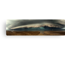 Woody Point Pano Canvas Print