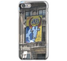 ARLES THE CITY OF BULLS - FRANCE iPhone Case/Skin