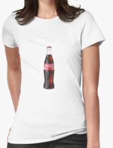 Coke Womens Fitted T-Shirt
