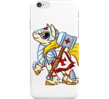 Cleric Pony iPhone Case/Skin