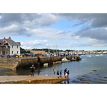 Summer Days in Strangford Photographic Print
