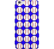 BASEBALL-2 iPhone Case/Skin