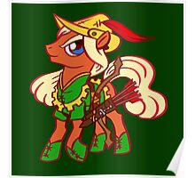 Robin Hood Pony Poster