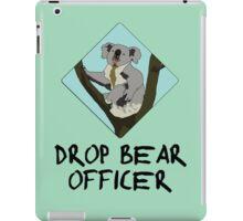 Drop Bears Preservation Society iPad Case/Skin