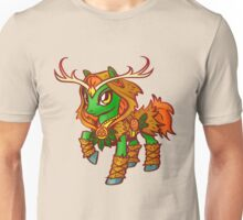 Druid Pony Unisex T-Shirt