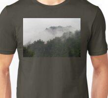 Foggy Mountains Unisex T-Shirt
