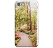 The Azalea Path iPhone Case/Skin