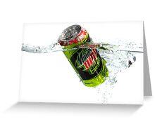 Energy!! Greeting Card