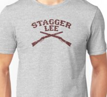Stagger Lee - Crossed Rifles Edition Unisex T-Shirt