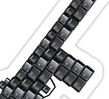 ctrl - alt - delete AK - 47 Sticker