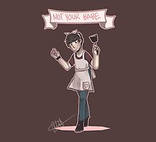 Not Your Babe-Cooking Ian Hecox by Didyoujustboop
