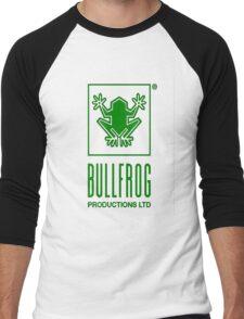Bullfrog Men's Baseball ¾ T-Shirt