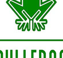 Bullfrog Sticker