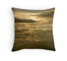 skyscape 9 Throw Pillow