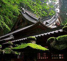 Futarasan Shrine, Nikko, Japan by C1oud