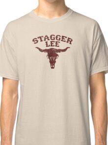 Stagger Lee - Skull Edition Classic T-Shirt