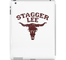 Stagger Lee - Skull Edition iPad Case/Skin