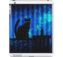 Cat at Dusk iPad Case/Skin