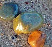 Beachcombing 5 by kimomalley