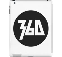 360 Rapper Logo  iPad Case/Skin